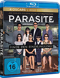 """Parasite"" Blu-ray Cover (© Koch Films)"