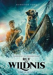 """""""Ruf der Wildnis"""" Filmplakat (© Disney 2020)"""
