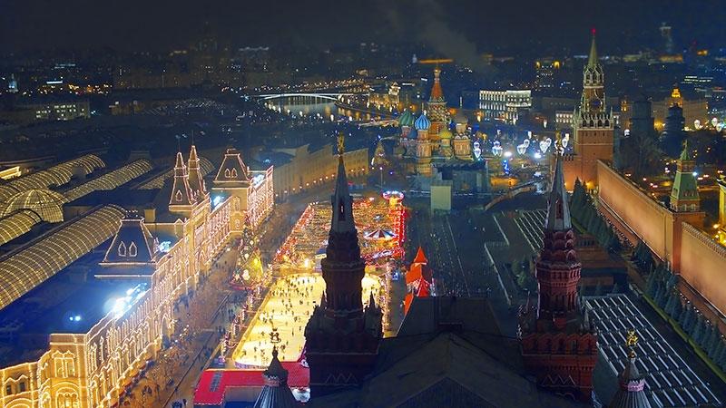 """""""Russland von oben"""" Szenenbild (© colourFIELD / Anton Elchaninov)"""