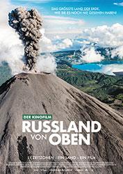 """""""Russland von oben"""" Filmplakat (© colourFIELD)"""