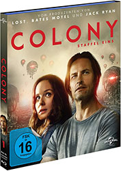 """Colony - Staffel 1"" (© Universal Pictures Home Entertainment)"