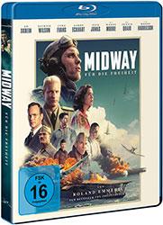 """""""Midway - Für die Freiheit"""" Blu-ray Cover (© LEONINE)"""