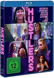 """""""Hustlers"""" Blu-ray Cover (© LEONINE)"""
