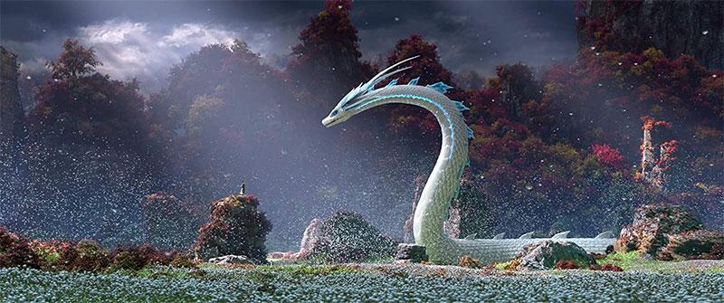 """""""White Snake - Die Legende der weißen Schlange"""" (© EuroVideo Medien)"""