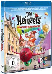 """""""Die Heinzels - Rückkehr der Heinzelmännchen"""" (© LEONINE)"""