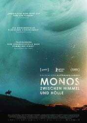 """""""Monos - Zwischen Himmel und Hölle"""" Filmplakat (© DCM)"""