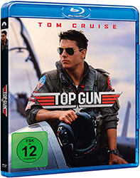 """Top Gun"" Remastered Blu-ray (© Universal Pictures Home Entertainment)"