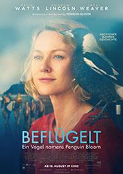 """Beflügelt – Ein Vogel namens Penguin Bloom"" Filmplakat (© LEON"