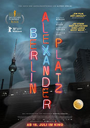 """Berlin Alexanderplatz"" Filmplakat (© 2020 eOne Germany)"