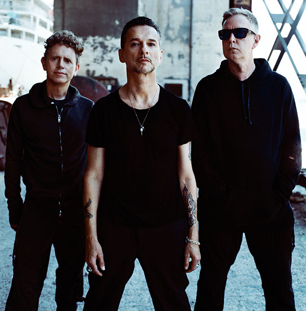 Depeche Mode (© Anton Corbijn)