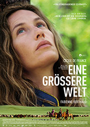 """""""Eine größere Welt"""" Filmplakat (© MFA+ FilmDistribution)"""