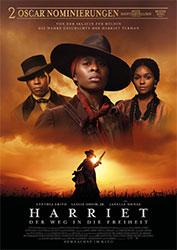 """""""Harriet – Der Weg in die Freiheit"""" Filmplakat (© Universal Pictures)"""