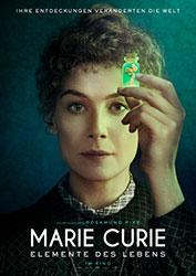 """""""Marie Curie – Elemente des Lebens"""" Filmplakat (© Studiocanal GmbH)"""