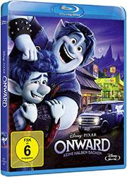 """""""Onward: Keine halben Sachen"""" Blu-ray (© Disney•Pixar 2020)"""