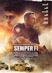 """""""Semper Fi"""" Filmplakat (© Kinostar)"""