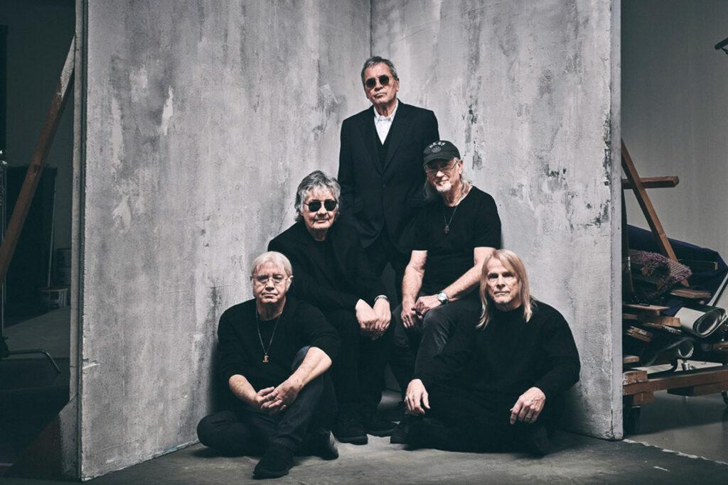 Deep Purple (Foto: © Ben Wolf / earMUSIC)