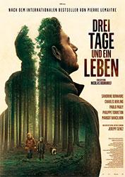 """""""Drei Tage und ein Leben"""" Filmplakat (© Atlas Film GmbH)"""