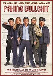 """""""Faking Bullshit"""" Filmplakat (© Telepool)"""