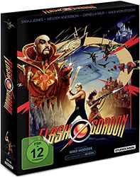 """""""Flash Gordon"""" Limited Collector's Edition (© StudioCanal)"""