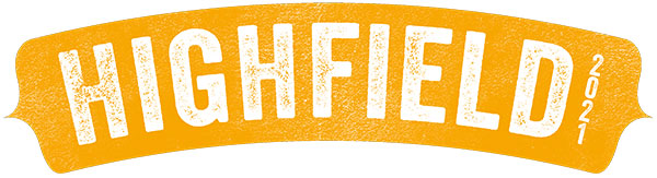 Highfield Festival Logo (© FKP Scorpio)