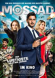 """""""Mossad"""" Filmplakat (© Busch Media Group)"""