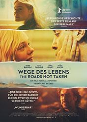 """""""Wege des Lebens – The Roads Not Taken"""" Filmplakat (© Universal Pictures)"""