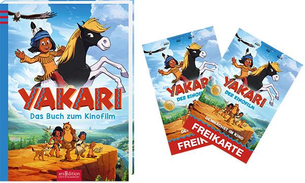 """""""Yakari - Der Kinofilm"""" Fanpaket"""