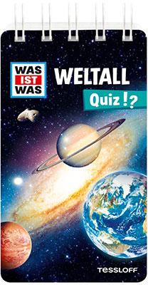 """""""Was ist Was"""" Weltall-Quizblock"""
