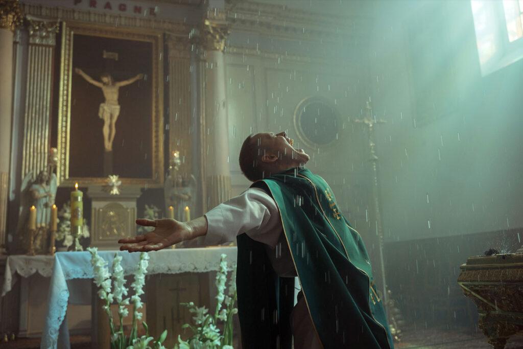 """Corpus Christi"" Szenenbild (© Arsenal Filmverleih)"