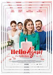 """""""Hello Again – Ein Tag für immer"""" Filmplakat (© 2020 Sommerhaus Filmproduktion GmbH / Warner Bros. Entertainment GmbH)"""