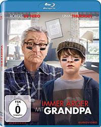 """""""Immer Ärger mit Grandpa (© EuroVideo Medien)"""""""