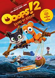 """Ooops! 2 - Land in Sicht"" Filmplakat (© Telepool GmbH)"