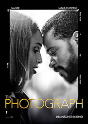 """The Photograph"" Filmplakat (© 2020 UNIVERSAL STUDIOS. All Rights Reserved.)"