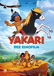 """""""Yakari - Der Kinofilm"""" Filmplakat (© LEONINE)"""