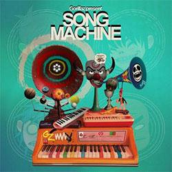 "Gorillaz ""Song Machine - Season One: Strange Timez"""