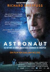 """Astronaut"" Filmplakat (© JETS Filmverleih und Vertrieb)"