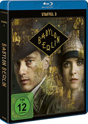 """Babylon Berlin"" Staffel 3 Blu-ray (© LEONINE)"