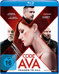 """Code Ava - Trained To Kill"" (© EuroVideo Medien)"