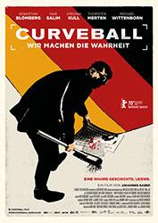 """""""Curveball - Wir machen die Wahrheit"""" Filmplakat (© Filmwelt Verleihagentur GmbH)"""