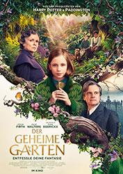 """""""Der geheime Garten"""" Filmplakat (© Studiocanal GmbH)"""