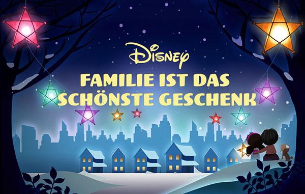 Disney Weihnachts-Aktion startet am 22. Oktober 2020