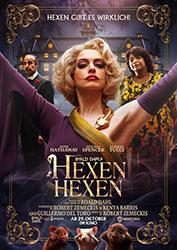 """Hexen hexen"" Filmplakat (© 2020 Warner Bros. Entertainment Inc. All Rights Reserved.)"