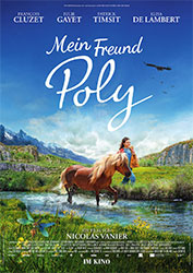 """""""Mein Freund Poly"""" Filmplakat (© Capelight Pictures)"""