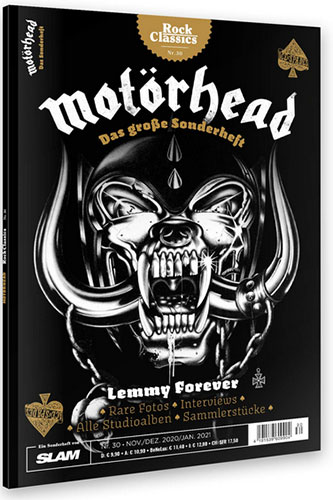 """Motörhead - Das Sonderheft"" (Rock Classics #30)"