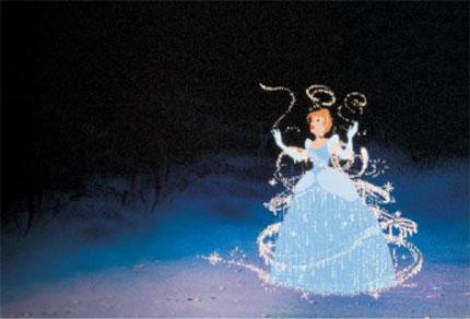 Cinderella (© Disney)