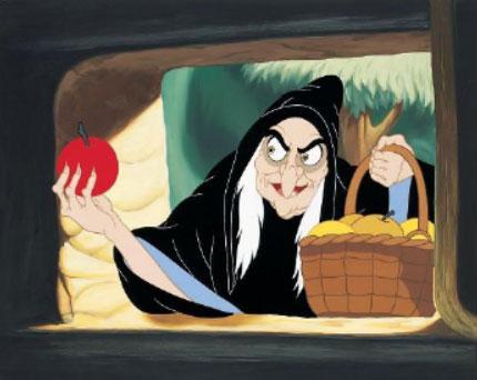 Die böse Königin (© Disney)