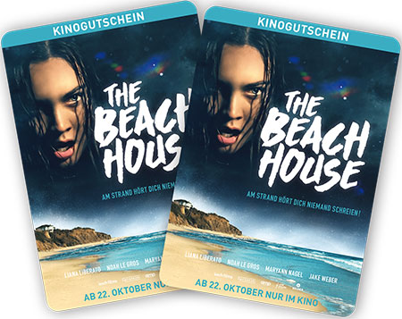 """The Beach House"" Freikarten (© Koch Films)"