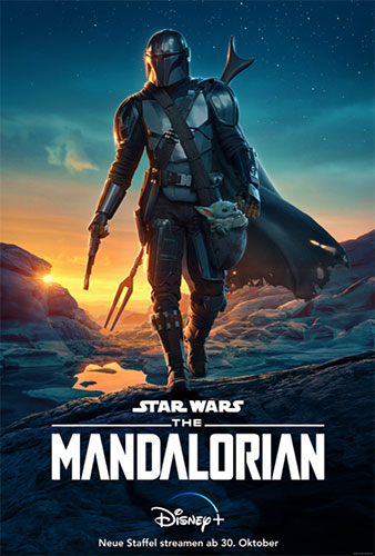 """The Mandalorian"" - Staffel 2 (© Disney)"