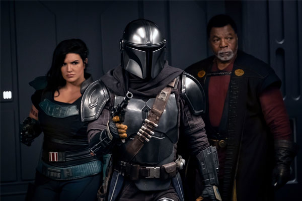 """The Mandalorian"" - Staffel 2 Szenenbild (© Disney)"