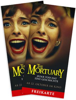 """""""The Mortuary - Jeder Tod hat eine Geschichte"""" Freikarten (© Capelight Pictures)"""